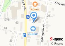 Компания «Мабикс» на карте