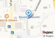 Компания «Меховик» на карте