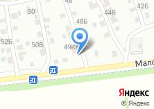 Компания «Автомастерская на Малоугренёвской» на карте