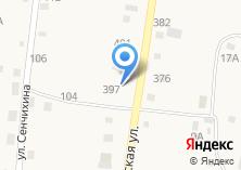 Компания «Аленка» на карте
