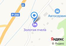 Компания «Черга» на карте