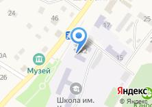 Компания «Средняя общеобразовательная школа им. Л.В. Кокышева с. Шебалино» на карте
