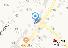 Компания «Карагай» на карте