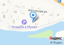 Компания «Усадьба в Мунах» на карте