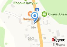 Компания «Обжорка» на карте