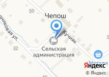 Компания «Администрация Чепошского сельского поселения» на карте