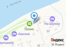 Компания «Оазис» на карте