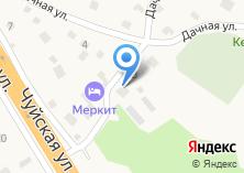Компания «Удачная» на карте