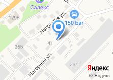 Компания «Сипар» на карте
