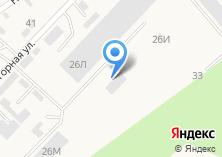 Компания «Деревообрабатывающее предприятие» на карте