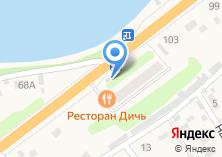 Компания «Родник продуктовый магазин» на карте