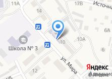 Компания «Межпоселенческая центральная библиотека» на карте