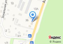 Компания «Горно-Алтай холод» на карте