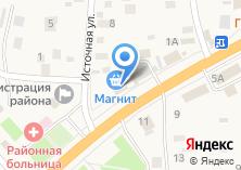 Компания «Магазин домашнего текстиля и кожгалантереи» на карте