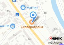 Компания «АВТОТРЕЙД  - автостоянка» на карте