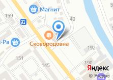 Компания «Viking» на карте