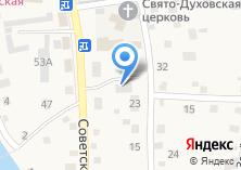 Компания «Лесоторговая база» на карте