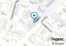 Компания «Дверной» на карте