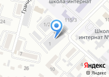 Компания «ТоргХимРесурс» на карте