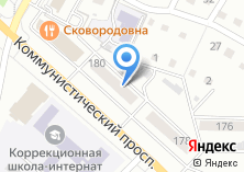 Компания «Мотылёк» на карте