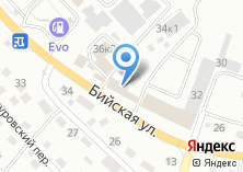 Компания «Автогоспиталь» на карте