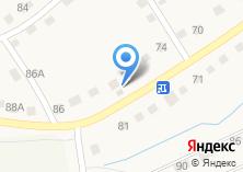 Компания «Придорожник» на карте