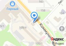 Компания «АлтайСтройБетон» на карте