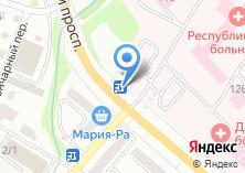 Компания «Киоск по изготовлению ключей» на карте