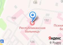 Компания «Горно-Алтайская Республиканская больница» на карте