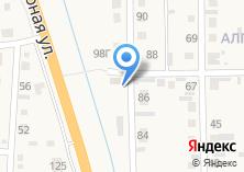 Компания «Парикмахерская на ул. Алгаир жилмассив» на карте