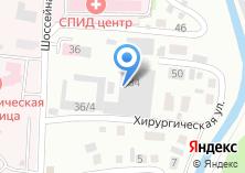 Компания «Медавтотранс» на карте