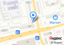 Компания «Кредит-Сервис» на карте