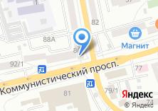 Компания «Бизнес-центр» на карте
