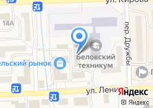 Компания «Юлия» на карте