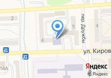 Компания «Центральная городская библиотека им. М.А. Небогатова» на карте