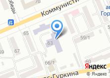 Компания «Лицей №6 им. И.З. Шуклина» на карте