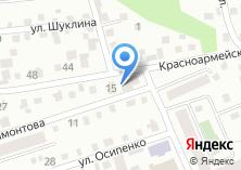 Компания «АК офис» на карте