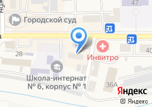 Компания «Труенетворк» на карте