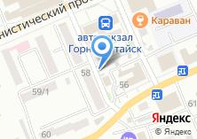 Компания «Лагманная» на карте