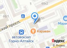 Компания «Магазин офисной мебели и сейфов» на карте
