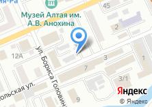 Компания «Мотылёк-2» на карте