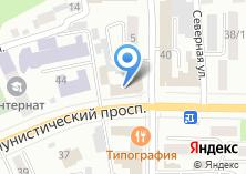 Компания «Отдел МВД России по г. Горно-Алтайску» на карте