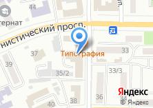 Компания «Юридический кабинет Унуковой О.Т» на карте