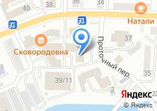 Компания «ФинансАктив» на карте
