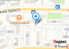 Компания «Нотариус Кыдрашев В.Б» на карте