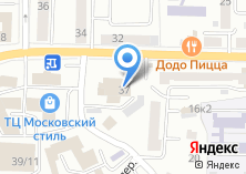 Компания «Горно-Алтайский отдел государственного контроля» на карте