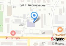 Компания «Национальная библиотека Республики Алтай» на карте