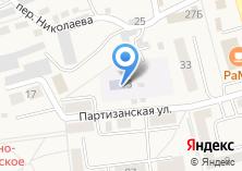 Компания «Детский сад №18 Петушок» на карте
