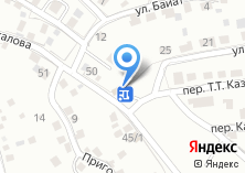 Компания «Байат» на карте