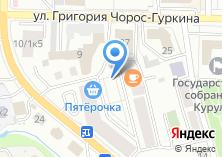Компания «Магазин по продаже штор» на карте